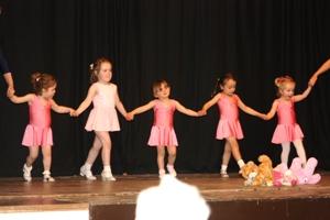 Dance show photo
