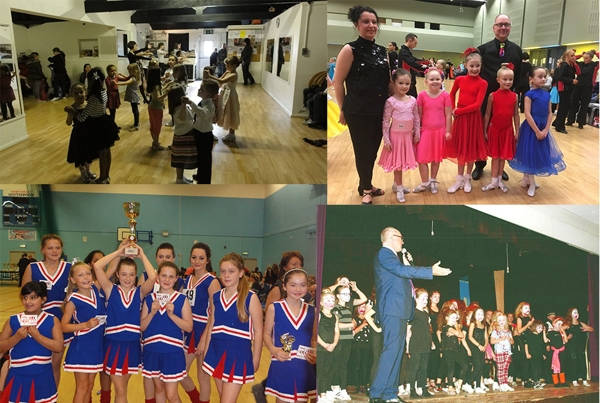 childrends dancing classes image