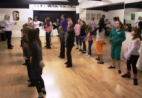 Photo of street dancing classes