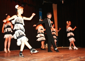 Charleston dance show photo